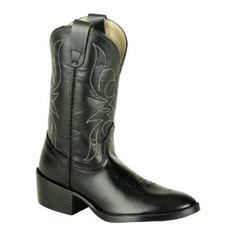397c8512 Dan Post Round Toe Cowboy Boots Kids Gray Leather - ONLY $79.95 Toddler  Boots, Kids