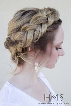 21 all new french braid updo hairstyles french braid updo 21 all new french braid updo hairstyles french braid updo medium hair and french braid pmusecretfo Image collections