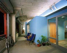Blue Pickle Loft by Paul Welschmeyer