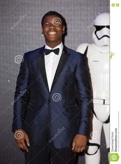 Star Wars Episode VII The Force Awakens Editorial Image - Image of john, starwars: 72220500 Star Wars Day, Episode Vii, Star Wars Episodes, Suit Jacket, Stars, Image, Star, Suit Jackets