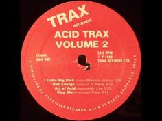 Trax Records Acid Trax Volume 2 - Jack Frost - Clap Me - YouTube