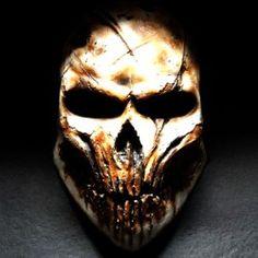 Skull Hueso
