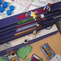 'Not necessarily as #easy as you might think' . . . . .  #OxandAcademy #gamebasedlearning #playful #learning #training #education #assetmanagement #businessgame #businessgames #toystagram #playmobil #lego #legominifigure #whatdoyouwanttoimprove #whatdoyouwanttolearn