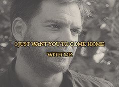 I just want you to come home...with me... another heartbreaker