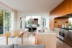 Tom Ferguson: COOGEE HOUSE, major renovation and extension of a semi-detached house in Coogee. Completed in collaboration with Annie Benjamin Interior Design http://anniebenjamin.com.au/