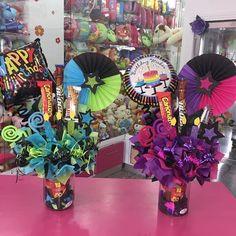Cilindros de golosinas  para El y Ella. Disponibles en tienda.. @dencantos #CreacionesDencantos #Dencantos #Floristeria #Tarjeteria #Peluches #Regalos  #CalleComercio #Cagua #Aragua #Detalles #Globos