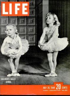 Life Cover - Children's Ballet School