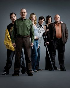 Breaking Bad cast: filmed in Albuquerque and other locations in NM