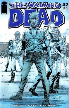 "The Walking Dead 042 Vol. 7 ""The Best Defense"" #TheWalkingDead #comic #comics #Free #amc"