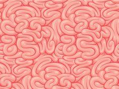 Dribbble - Brain Patterns by Melissa Pohl