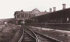 Burton on Trent Local History Burton On Trent, Local History, Train Station, Old Pictures, Old Town, Brewery, Railroad Tracks, Bass, Archive