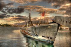 USS Bowfin Pearl Harbor Hawaii