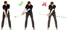 Here's a great little drill if you're struggling to get the feeling of a one piece takeaway in your golf swing… It will help you to co-ordinate the initial movement of your hands,…