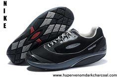 MBT Kimondo GTX Shoes Black Newest Now
