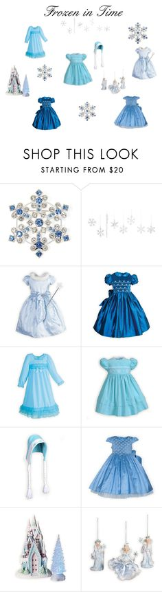 """""""Frozen in Time"""" by woodensoldier on Polyvore featuring Liz Claiborne"""