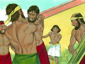 Free Bible illustrations at Free Bible images of Moses Prince of Egypt. (Exodus 2:11-23)