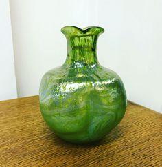 Loetz Austria Art Nouveau Iridescent Glass Vase. | Pottery, Porcelain & Glass, Glass, Date-Lined Glass | eBay!