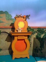 Daniel's clock, from Mr Rogers Neighborhood