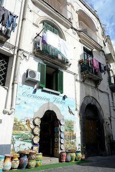 Vietri sul Mare, Salerno, Campania Italy