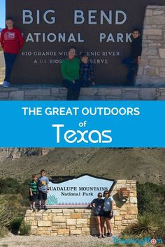 Texas offers families miles of parks in every corner of the state. With endless beaches, diverse forests and mountains that touch the clouds, families have countless places to explore.