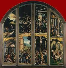 hans holbein christs passion altarpiece - Google Search Hans Holbein The Younger, Mount Of Olives, Bible Art, Art History, Christ, Passion, Artwork, Painting, Google Search