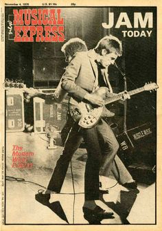 Music and Things Music Album Covers, Music Albums, Music Is Life, My Music, The Style Council, Paul Weller, The Jam Band, The Best Films, Sick Kids