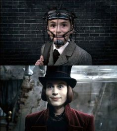 Charlie and the Chocolate Factory, 2005 Submitted by GloriousKyle. Johnny Movie, Johnny Depp Movies, Johnny Depp Willy Wonka, Tim Burton Personajes, Elsa Photos, Johnny Depp Characters, Charlie Chocolate Factory, Elsa Coronation, Tim Burton Films