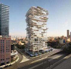 Beirut Terraces / Arquitectos Herzog & de Meuron