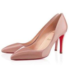 All You Need is Love And Christian Louboutin Pigalle 80mm Pumps Nude DYP!