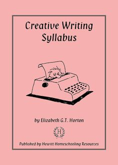 creative writing high school curriculum The writing center at unc has put together a large collection of writing resources for college writing that are excellent tools for teaching homeschool high school.
