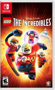 Lego The Incredibles (Nsw) - Switch Nintendo - Switch Nintendo for sales - - Warner Bros. Lego The Incredibles (Nsw) Lego Disney, Disney Pixar, Disney Games, Nintendo 3ds, Nintendo Switch System, Nintendo Switch Games, Super Nintendo Games, The Incredibles Games, Playstation