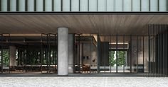 Intercontinental Singapore Robertson Quay - Singapore - Architecture - SCDA