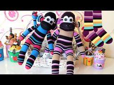 #Sorteo y tutorial para hacer muñecos con calcetines - colaboracion con ...