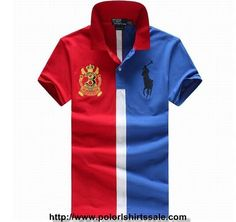 addcd611178 Mens Polo Ralph Lauren Slim Fit Big Pony Striped Shirts Red White Blue Sale  Australia Polo