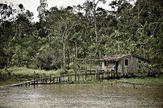 Rio Guama, Belém, Brasil