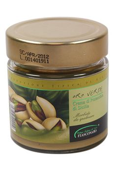Fiasconaro Pistachio Cream Spread: A sicilian pistachio cream spread that can be used as a topping or spread. The Fiasconaro brothers were born and raised in Castelbuono, Palermo, Sicily. They set out to provide authentic sicilian flavours made by carefully selecting the raw materials for their products. Their continuous search for these flavours and their passion for good things encouraged them to work for many years in the confectinary business to creat a line of products that combine...