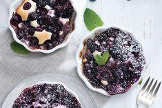 Petits gâteaux aux bleuets Acai Bowl, Keto, Cupcakes, Sweets, Pains, Fruit, Cooking, Breakfast, Biscuits