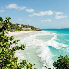 Des plages, de l'eau turquoise et des adresses géniales... On comprend que Rihanna raffole de son île natale ! Découvrez ses adresses préférées. http://www.elle.fr/Loisirs/Evasion/barbade