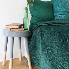 Snart har jag ett hemma hos mig Överkast Zelda 240x240 cm #inredning #sovrum #bedcover #överkast