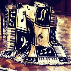This musical inspired, two-layer woven cotton throw, makes a great gift for the piano player and all music lovers. Made by skilled artisan weavers in USA Mills. Gift For Music Lover, Music Gifts, Music Bedroom, Layered Weave, All About Music, Piano Keys, Bedroom Themes, Bedroom Ideas, Bedroom Stuff