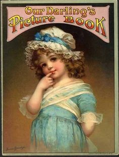 OUR DARLING'S PICTURE BOOK - 1913 FRANCES BRUNDAGE Cover