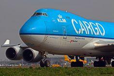 KLM Cargo | Boeing 747-400F | PH-CKA