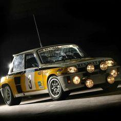 Ruote Rugginose: Renault 5 Turbo on Tour de Corse