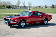 1969 #Ford #Mustang Mach 1