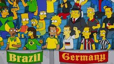 Pipoca Com Bacon - Séries: Os Simpsons – You Don't Have to Live Like a Referee (s25e16) #PipocaComBacon #CopaDoMundo #WorldCup #fifaworldcupbrazil2014 #futebol #HomerSimpson #simpsons #soccer #serie