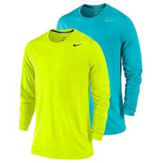 NIKE Men`s Legend Poly Long Sleeve Training Top