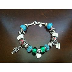I hope my charmed memories bracelet will look like this when it grows up.