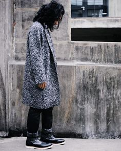 Textured Grey | THE UT.LAB | Streetwear Fashion *