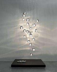 Mizu 26 Light Pendant - Circular Canopy