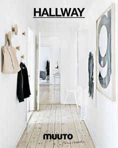 muuto dots hallway